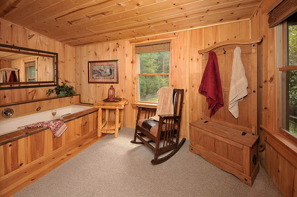 Seclusion - Totally private Pigeon Forge cabin - Convenient to ...