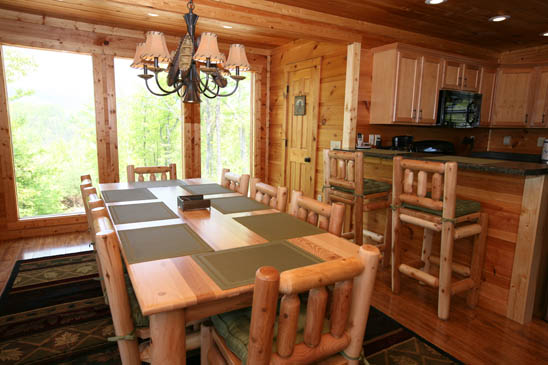 Mountain Bliss - Cabin with Total Privacy and Spectacular Mountain Views